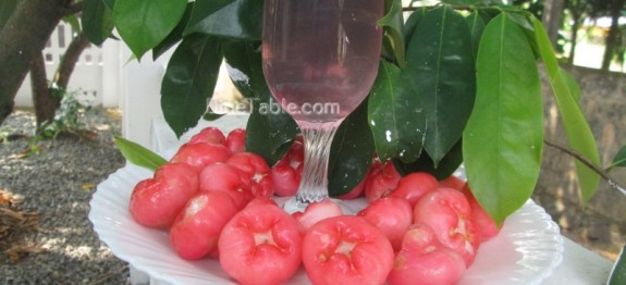 Rose Apple wine recipe | Chambakka wine recipe | Christmas special recipe