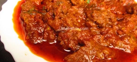 Spicy Beef VindalooSpicy Beef Vindaloo