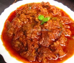 Vindaloo - Beef vindaloo recipe | Spicy curry recipe
