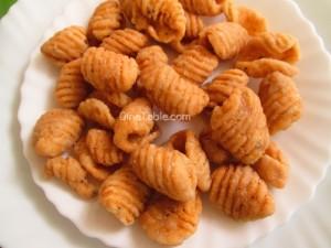 Sweet cheeda recipe | Maduramulla cheeda | Easy snack recipe