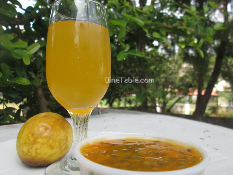 Passion Fruit Wine Christmas Special Recipe