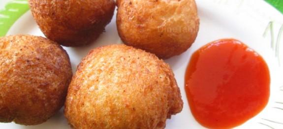 Maggi noodle balls recipe