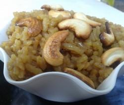 Sweet pongal recipe   ചക്കര പൊങ്കൽ   Chakkara pongal recipe