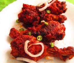 Trivandrum chicken fry recipe   Kozhi porichathu recipe   Spicy chicken fry recipe