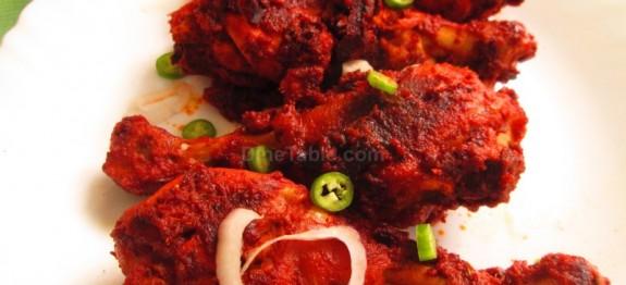 Trivandrum Chicken Fry