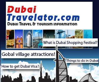 Dubai UAE Events, Attractions, Places to Visit in Dubai