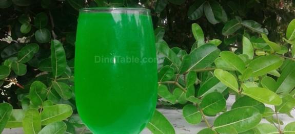 Kiwi juice recipe