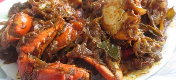 Roasted crab recipe | Spicy crab recipe | നാടൻ ഞണ്ട് വരട്ടിയത് recipe