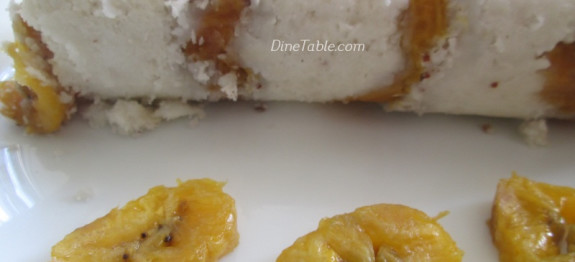 Banana Puttu Recipe