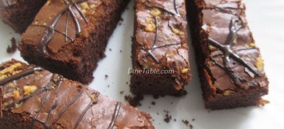 Homemade Chocolate Brownies Recipe