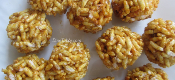 Pori Unda Recipe | Easy Homemade Recipe