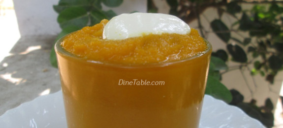 Pumpkin Mousse Recipe - Low Carb Diet Recipe