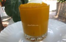 Pumpkin Mousse Recipe - Low Carb Diet Recipe
