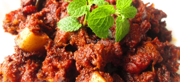 Beef Peralan Recipe | ബീഫ് പിരളൻ - Spicy Beef Recipe