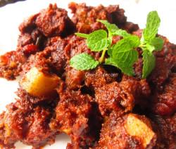 Beef Peralan Recipe | ബീഫ് പിരളൻ - Tasty Beef Recipe