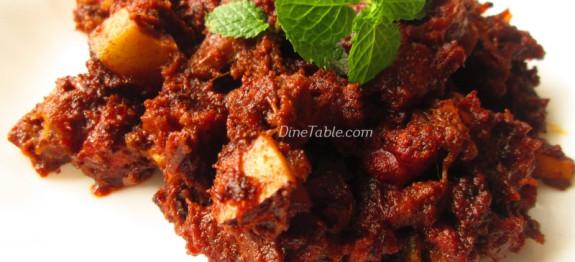 Beef Peralan Recipe | ബീഫ് പിരളൻ - Kerala Style Beef Recipe