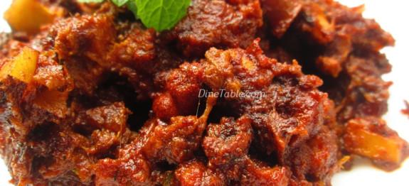 Beef Peralan Recipe | ബീഫ് പിരളൻ - Traditional Beef Recipe