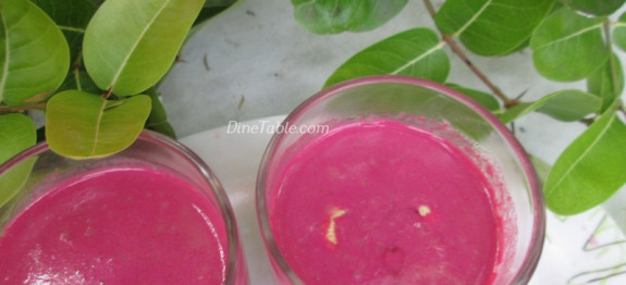 Beetroot Payasam Recipe - Tasty payasam Recipe