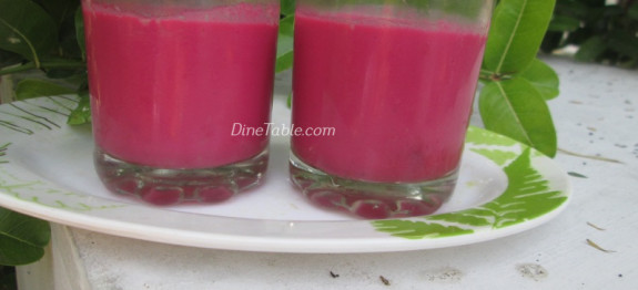 Beetroot Payasam Recipe - Kerala Recipe