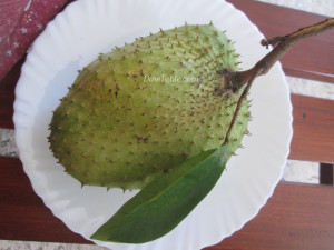 Guanabana Juice Recipe | Tropical Fruit Juice Recipe | Graviola Recipe