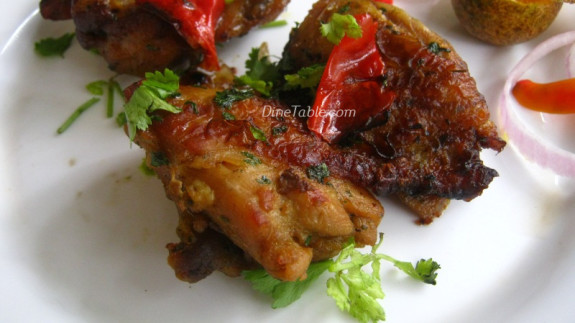 Oven Baked BBQ Chicken Recipe | Homemade BBQ Recipe | Healthy Recipe