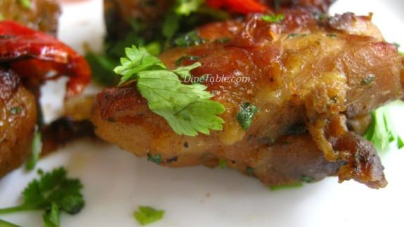 Oven Baked BBQ Chicken Recipe | Homemade BBQ Recipe | Tasty Recipe