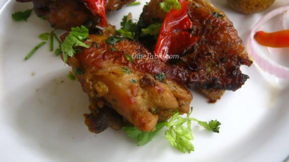 Oven Baked BBQ Chicken Recipe | Homemade BBQ Recipe | Non Vegetarian Recipe
