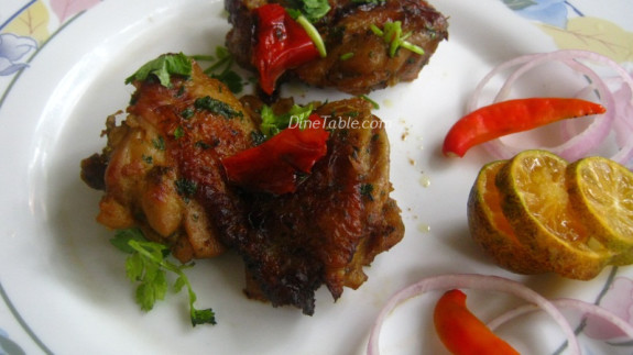Oven Baked BBQ Chicken Recipe | Homemade BBQ Recipe | Non Vegetarian Recipe