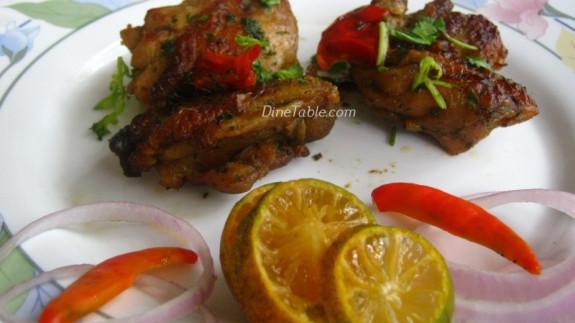 Oven Baked BBQ Chicken Recipe | Homemade BBQ Recipe | Chicken Barbeque Recipe