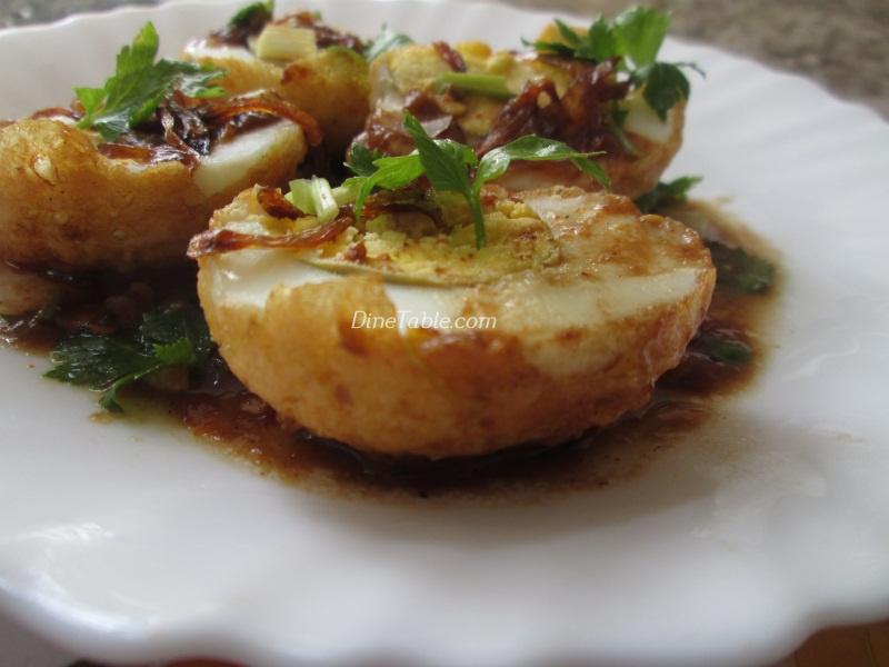 Son-in-Law Eggs Recipe   Simple Thai Recipe