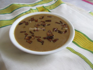 Vegetable Payasam Recipe - Healthy Payasam Recipe