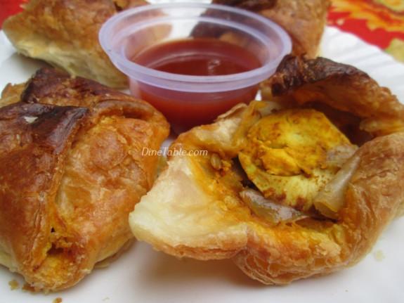 Egg Puffs Recipe | Homemade Snack Recipe | Snack Recipe