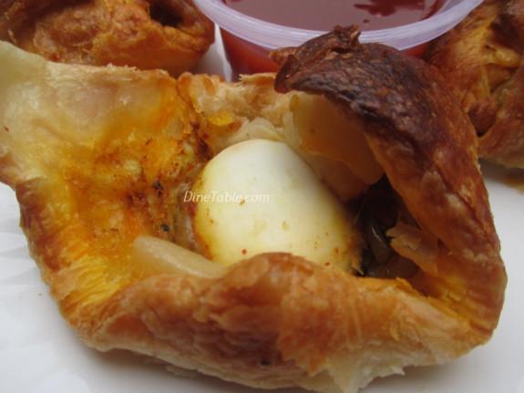 Egg Puffs Recipe | Homemade Snack Recipe | Tasty Recipe