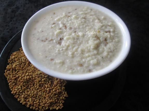 Uluva Kanji Recipe | ഉലുവ കഞ്ഞി | Kerala Recipe