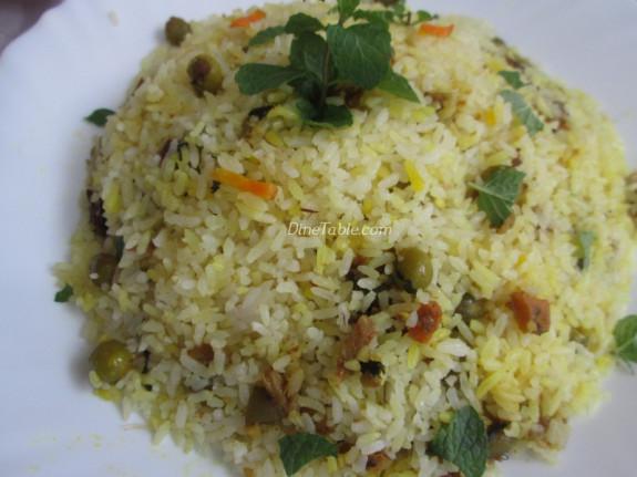 Vegetable Biryani Recipe   Homemade Biryani Recipe   Tasty Recipe