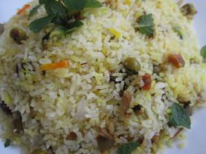 Vegetable Biryani Recipe   Homemade Biryani Recipe   Authentic Recipe