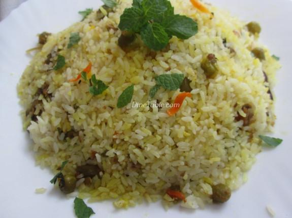 Vegetable Biryani Recipe   Homemade Biryani Recipe   Vegetarian Recipe
