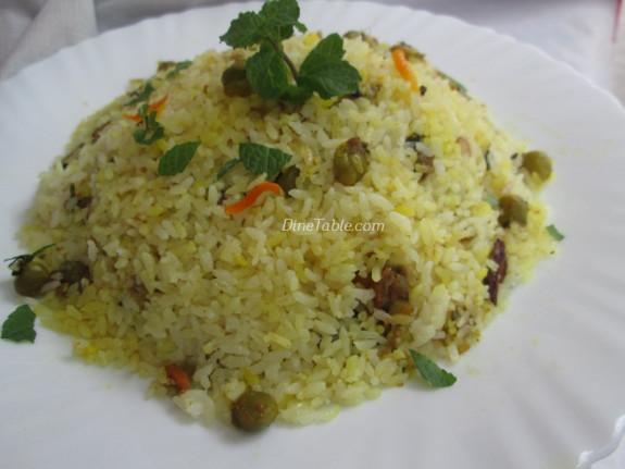 Vegetable Biryani Recipe   Homemade Biryani Recipe   Simple Recipe