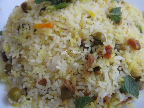 Vegetable Biryani Recipe   Homemade Biryani Recipe   Vegans Recipe
