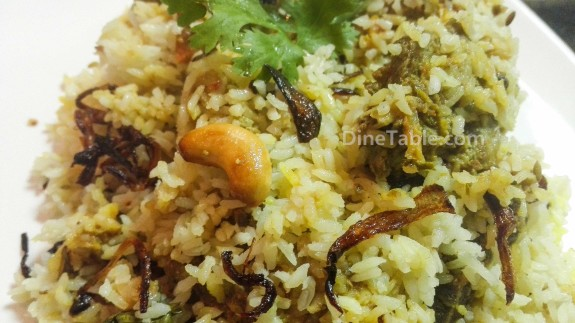Mutton Biryani Recipe – Easy Kerala Style Mutton Biriyani – മട്ടന്‍ ബിരിയാണി