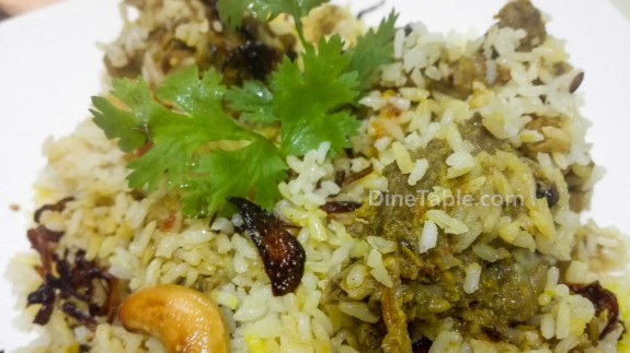 Mutton Biryani Recipe – Quick Kerala Style Mutton Biriyani – മട്ടന്‍ ബിരിയാണി