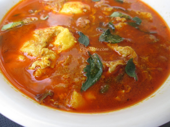 Poached Egg Curry Recipe | വറുത്തരച്ച മുട്ടക്കറി | Egg Recipe