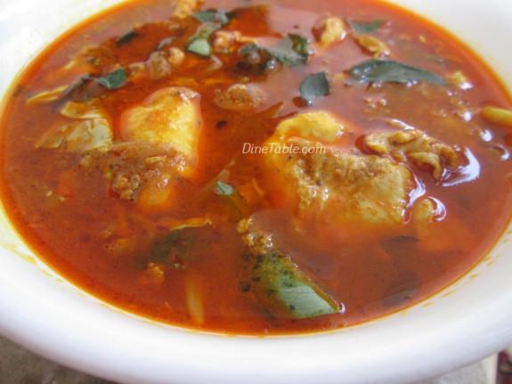 Poached Egg Curry Recipe | വറുത്തരച്ച മുട്ടക്കറി | Kerala Style Curry