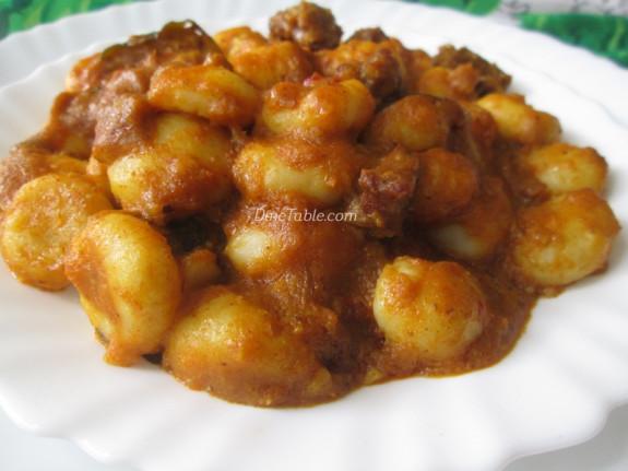 Aana Pathal Recipe - Irachi Pidi Recipe - Ramazan Special - Tasty Recipe