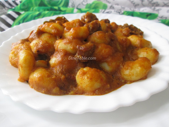 Aana Pathal Recipe - Irachi Pidi Recipe - Ramazan Special - Delicious Recipe