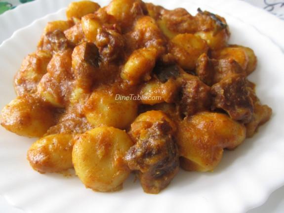 Aana Pathal Recipe - Irachi Pidi Recipe - Ramazan Special - Non Vegetarian Recipe