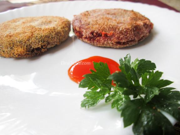 Beetroot Tikki Recipe - Snack Recipe - Ramadan Special - Tasty Recipe