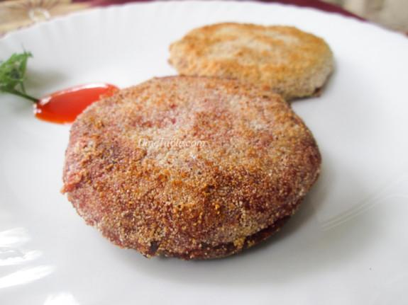 Beetroot Tikki Recipe - Snack Recipe - Ramadan Special - Delicious Recipe