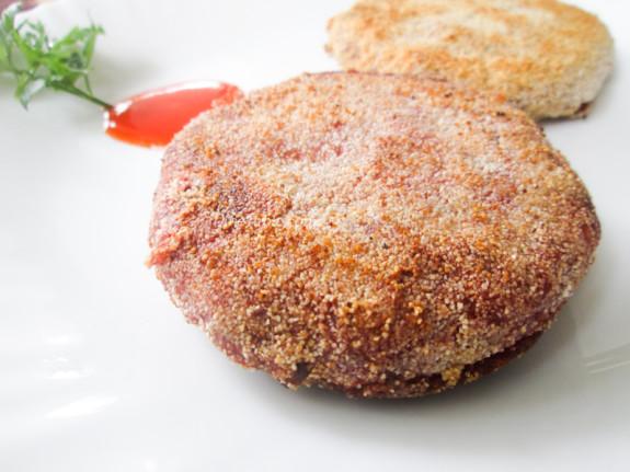 Beetroot Tikki Recipe - Snack Recipe - Ramadan Special - Vegetarian Recipe