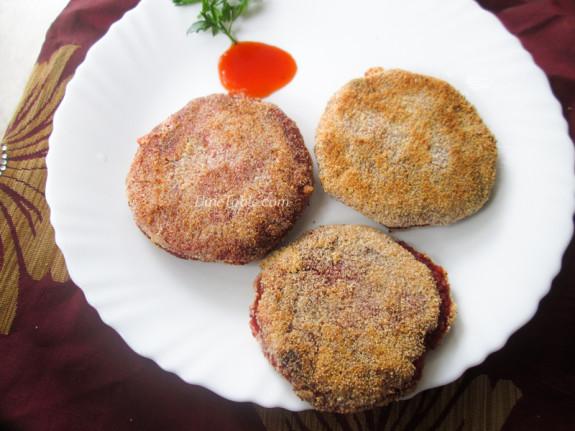 Beetroot Tikki Recipe - Snack Recipe - Ramadan Special - kids Recipe